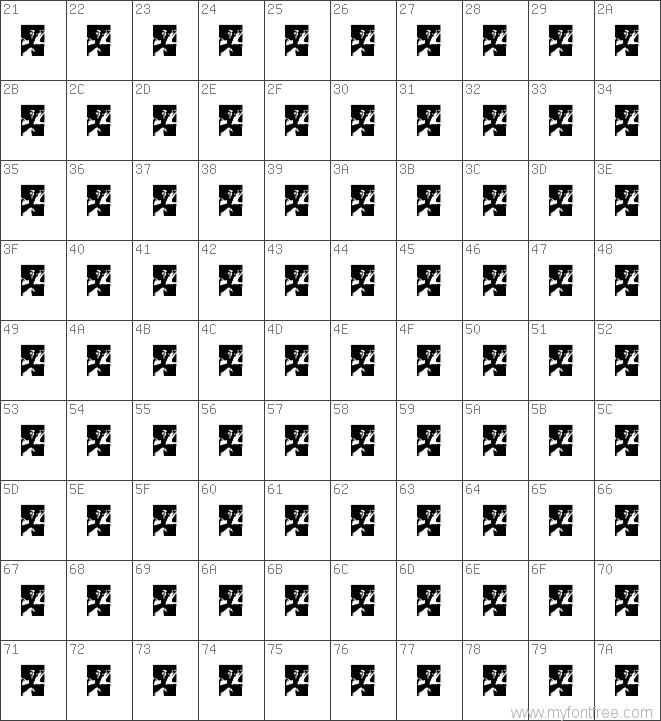 BRUCE LEE free font | BRUCE LEE ttf