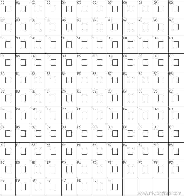 2Peas Blocks - Soccer free font | soccer ttf